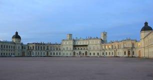 Pavlovsk slott, Gatchina, St Petersburg, Ryssland Arkivbilder