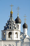 pavlovskiy petro 1275 för nunnekloster Arkivbilder