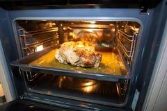 Pavo cocido, carne de Turquía imagen de archivo