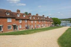 Pawęż Ciężka, Hampshire, Anglia Obraz Royalty Free
