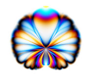paw fractal Fotografia Royalty Free