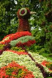 Paw II: Mainau ogródy botaniczni Obrazy Stock