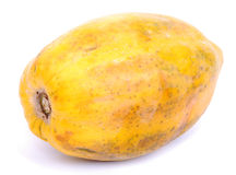 Paw-paw tropical fruit Royalty Free Stock Photos