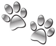 Free Paw Print Royalty Free Stock Photography - 16246507