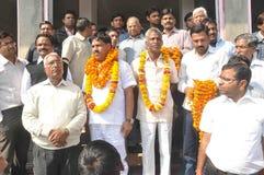 Pawan Goyal Social Worker Imagen de archivo