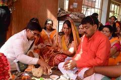 Pawan Goyal Social Worker Imagenes de archivo