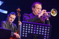 Pawel Panta at Kaunas Jazz 2015 Royalty Free Stock Images