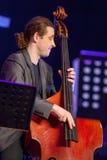 Pawel Panta at Kaunas Jazz 2015 Royalty Free Stock Image