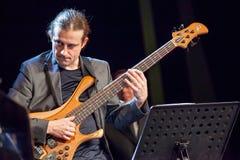 Pawel Panta at Kaunas Jazz 2015 Stock Image