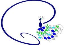 Pawi logo zdjęcia royalty free