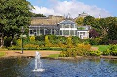 Pawilonów ogródy, Buxton zdjęcia royalty free