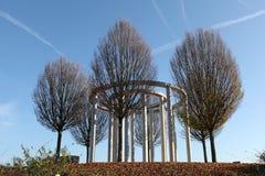 Pawilon w Ogród botaniczny Obrazy Royalty Free