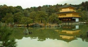 Pawilon złota Świątynia Zdjęcie Stock