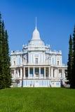 Pawilonu Katalnaia gorka w Oranienbaum Obrazy Royalty Free