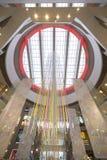 Pawilonu zakupy centrum handlowego sufit Obraz Royalty Free