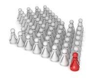 Free Pawn Ahead Stock Photo - 37572450