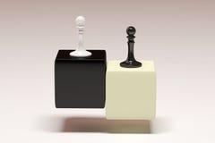 Pawn chess Stock Image