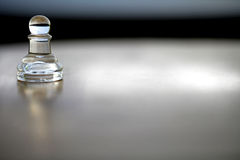 Pawn Chess Piece - business concept Royalty Free Stock Photo