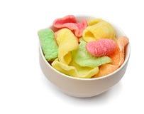 pawn cracker snacks Stock Photo