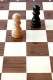 Pawn to pawn Stock Images