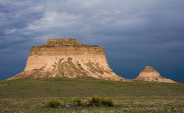 Pawnee Buttes Royalty Free Stock Photography