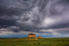 Pawnee Buttes Royalty Free Stock Photos