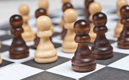 Pawns Stock Images