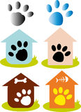 Paws Royalty Free Stock Images