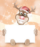 Paws Reindeer Stock Images