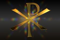 Pax Christi symbol Royalty Free Stock Photo