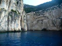 Paxos海岛,希腊 免版税库存图片