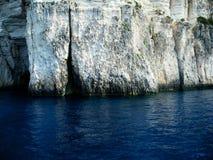 paxos της Ελλάδας Στοκ Φωτογραφία
