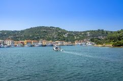 Paxos Island - Greece - Ionian Sea Stock Image