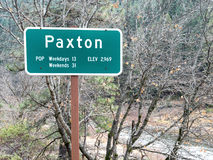 Paxton, California Stock Images