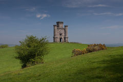 Paxton's Tower Wales Royalty Free Stock Photo