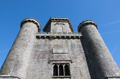 Paxton Tower in Wales Royalty Free Stock Photo