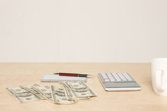 Pay, Bill, Work Day Royalty Free Stock Photography