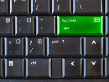 Pay Debt Royalty Free Stock Photos