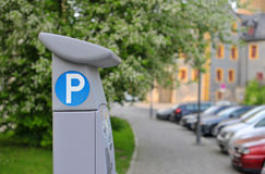 Pay And Display Royalty Free Stock Photos