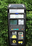 Pay and Display machine London England Stock Photography