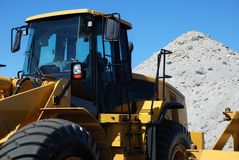Pay Loader Stock Photo