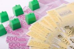Pay mortgage Stock Photos
