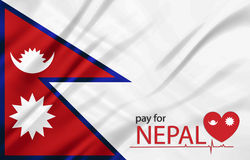 Pay for nepal Royalty Free Stock Photos