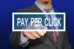 Pay Per Click Stock Images
