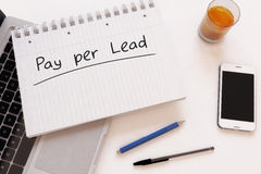 Pay per Lead Stock Photos