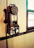 Pay Phone. Stock Images
