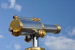 Pay telescope Stock Photo