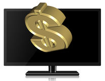 Pay TV Royalty Free Stock Photos