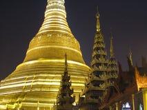 Paya van Shwedagon Royalty-vrije Stock Foto's