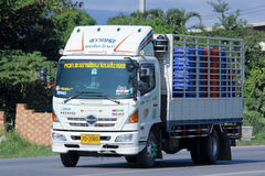 Payao Phatthana卡车  库存照片